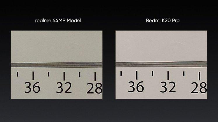 Realme 64MP camera vs Redmi K20 Pro
