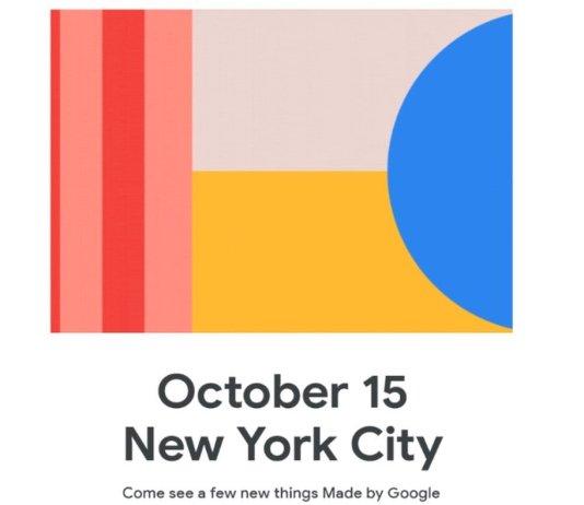 Google Pixel 4 official launch AP-Home 1