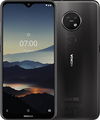 Nokia 7.2 Charcoal
