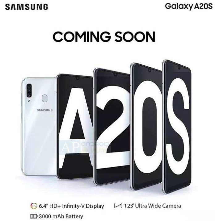 Samsung Galaxy A20s Specs Exclusive: Samsung Galaxy A20s Renders, Specifications leak; confirm triple camera 1 Leaks | News | Phones