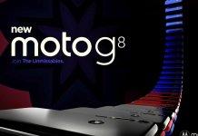 Moto G8 leaked render