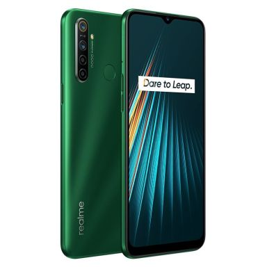 Realme 5i Colours Green