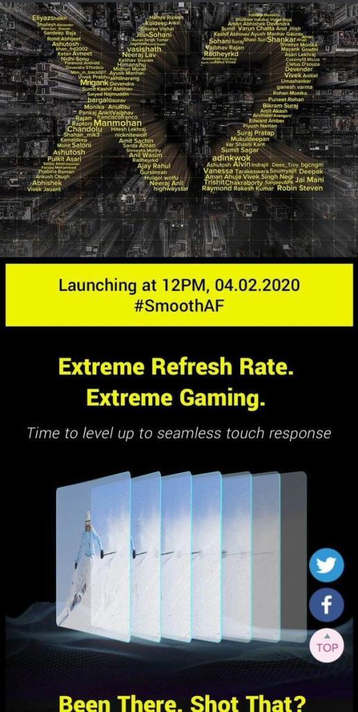 Poco X2 launch date