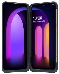 LG V60 ThinQ dual screen mode