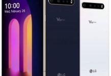 LG V60 ThinQ launched