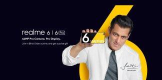 Realme 6 and Realme 6 Pro launch date