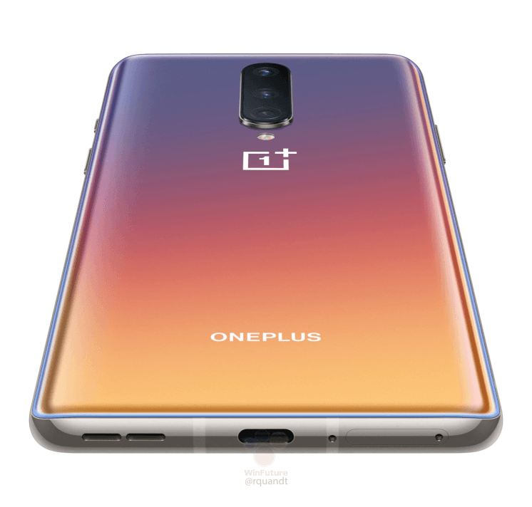 One Plus 8 Colour Options Leaked 2