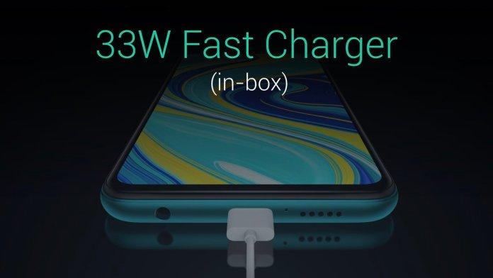 Redmi Note 9 Pro battery