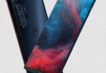 Motorola Edge+ Design