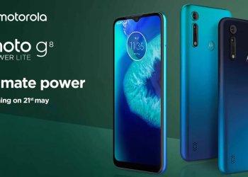 Moto G8 Power Lite India launch date