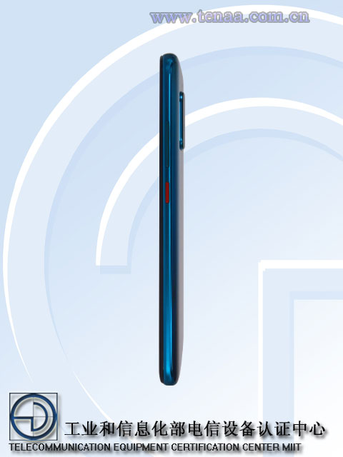 Redmi Note 10 5G design