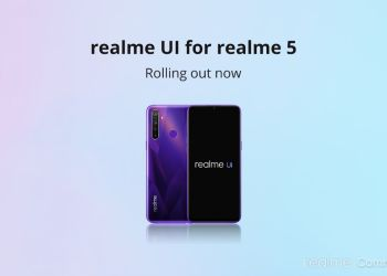 Realme UI based Android 10 Update for Realme 5