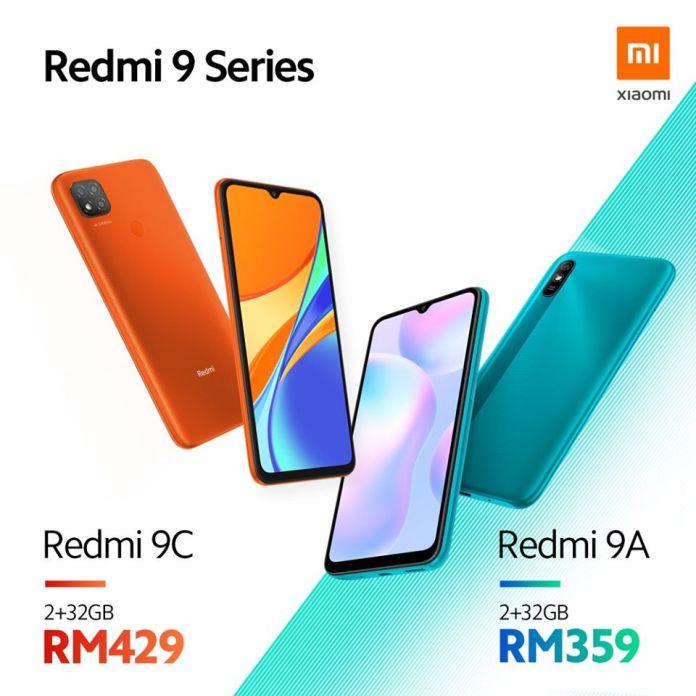 Redmi 9 series