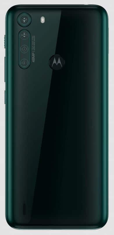 Motorola one fusion emerald green