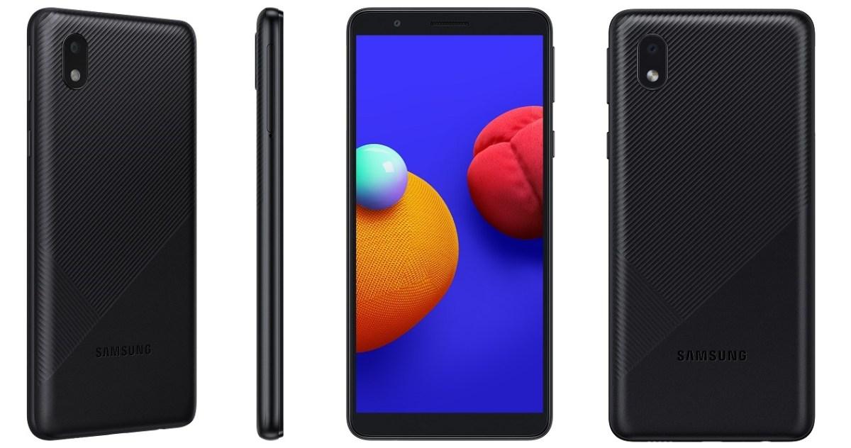 Samsung Galaxy M01 Core price in India