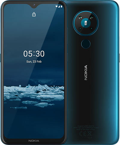 Nokia 5.3 Cyan