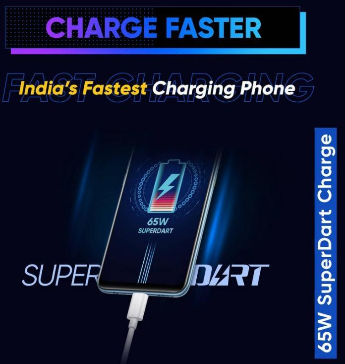 Realme 7 specs superdart charging