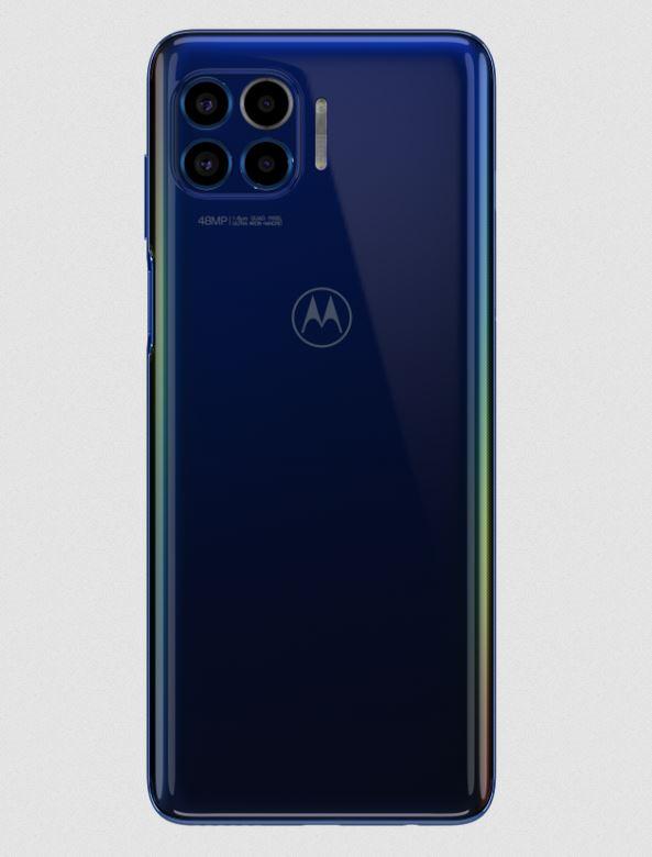 Motorola One 5G Cameras