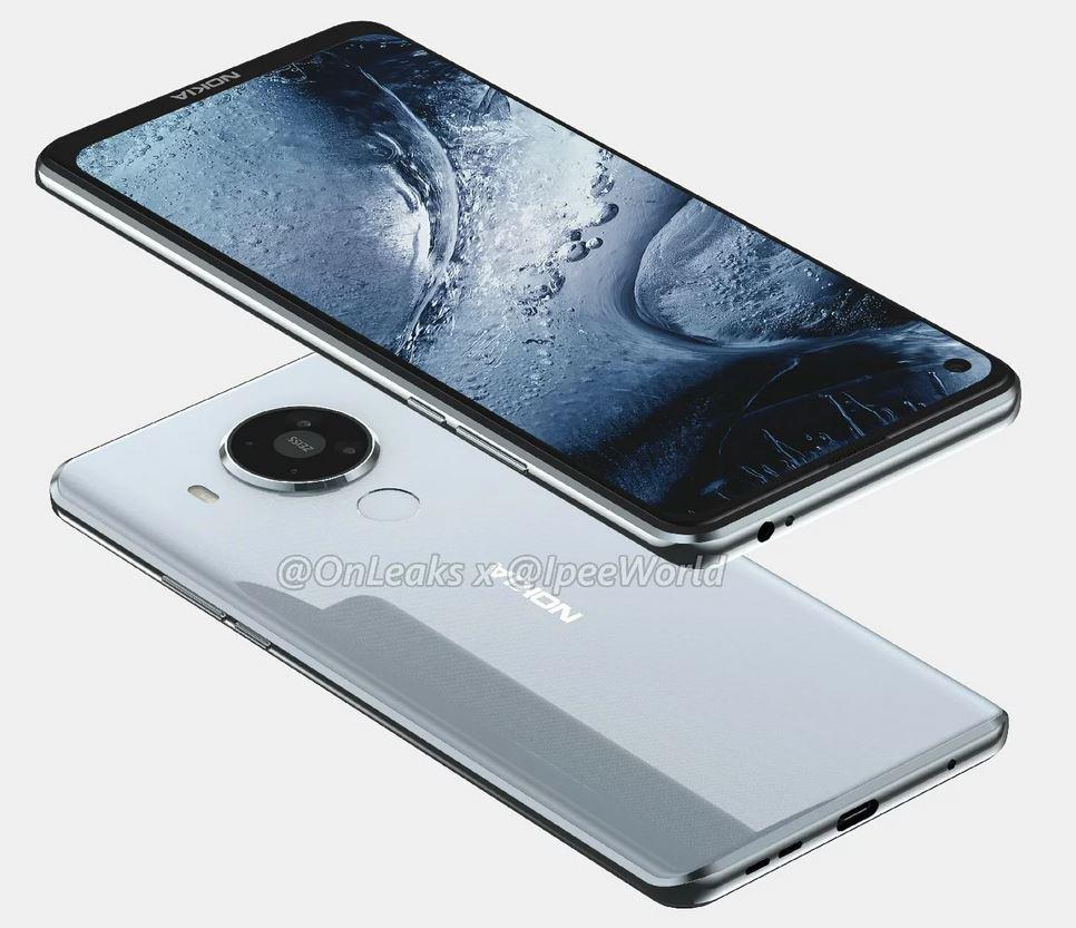Nokia 7.3 leaked