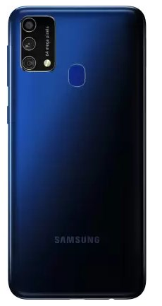 Samsung Galaxy F41 Fusion Blue