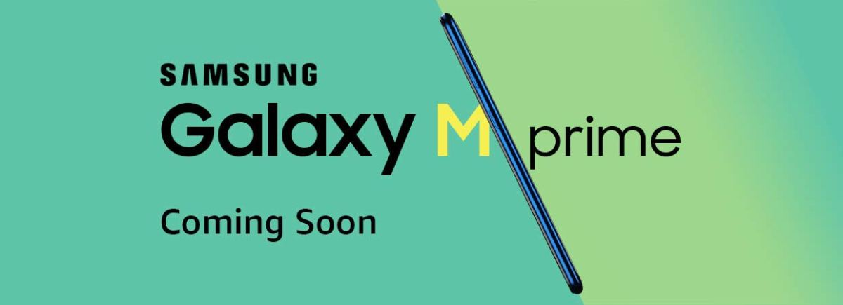 Samsung Galaxy M Prime launch teaser