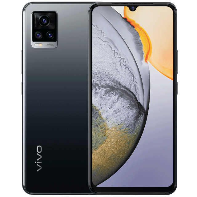 vivo v20 Midnight Jazz