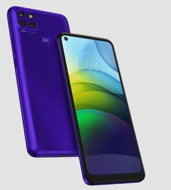 Motorola Moto G9 Power Electric Violet