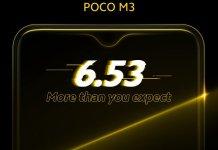 New Poco M3 Snapdragon 662 Phone 6 53 Display