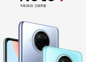 Redmi Note 9 5g Launch Date