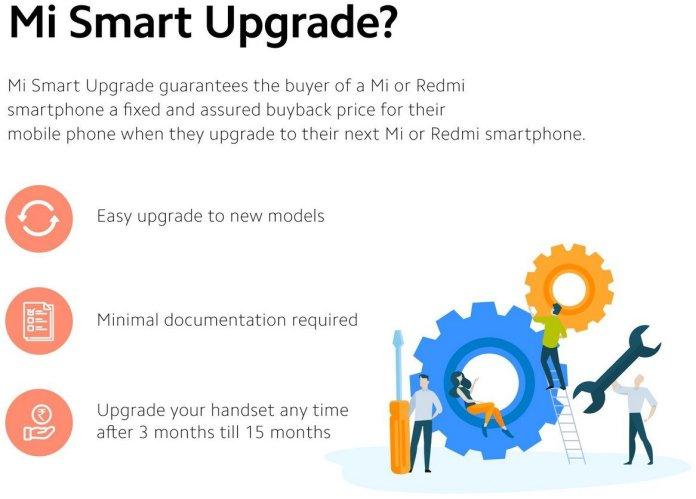 What is Mi Smart Upgrade