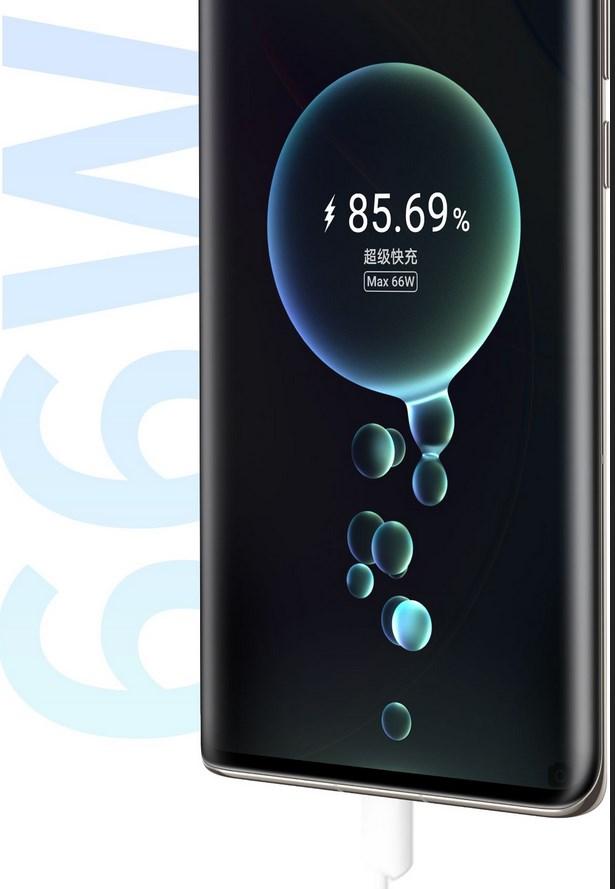 Huawei Nova 8 Pro 5G 66W Fast Charging