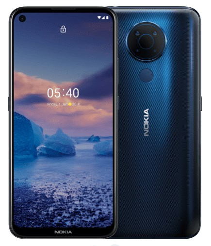 Nokia 5.4 Polar Night