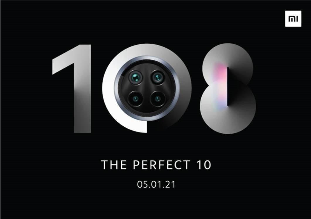 Xiaomi Mi 10i India launch date