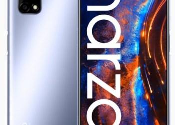 Realme Narzo 30 Pro 5G Blade Silver