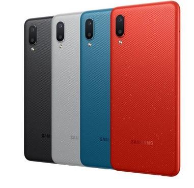 Samsung Galaxy M02 colours