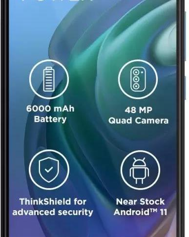 Moto G10 Power official India