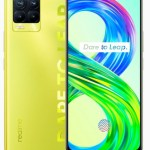 Realme 8 Pro Illuminating Yellow