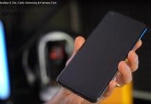 Realme 8 Pro specs unboxing video