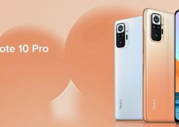 Redmi Note 10 Pro Max official