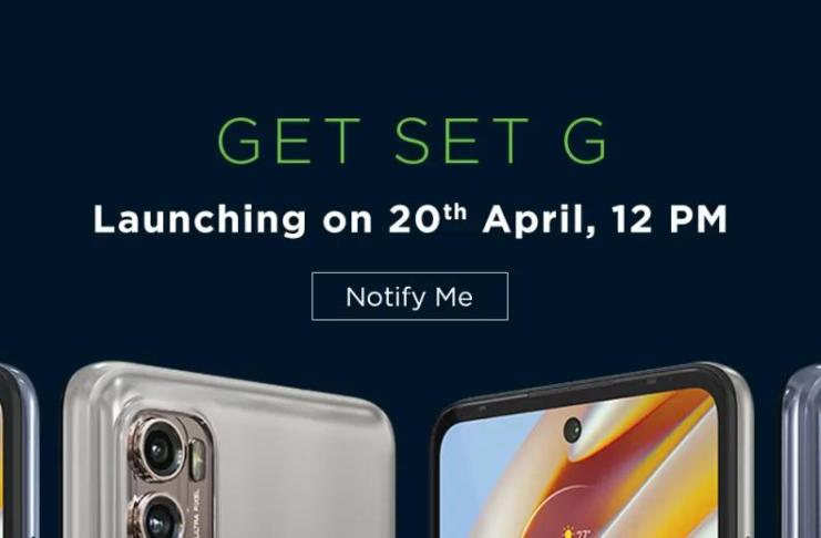 Moto G40 Fusion and Moto G60 India launch date
