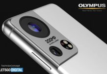 Samsung Galaxy S22 renders 200MP olympus camera