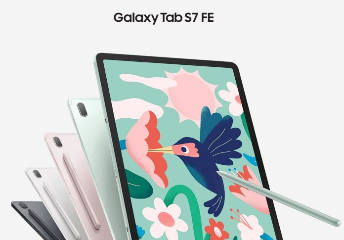 Samsung Galaxy S7 FE