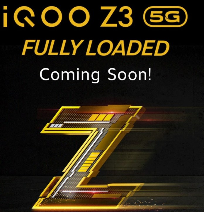 iQOO Z3 5g India launch