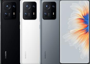 Xiaomi Mi Mix 4 colourways