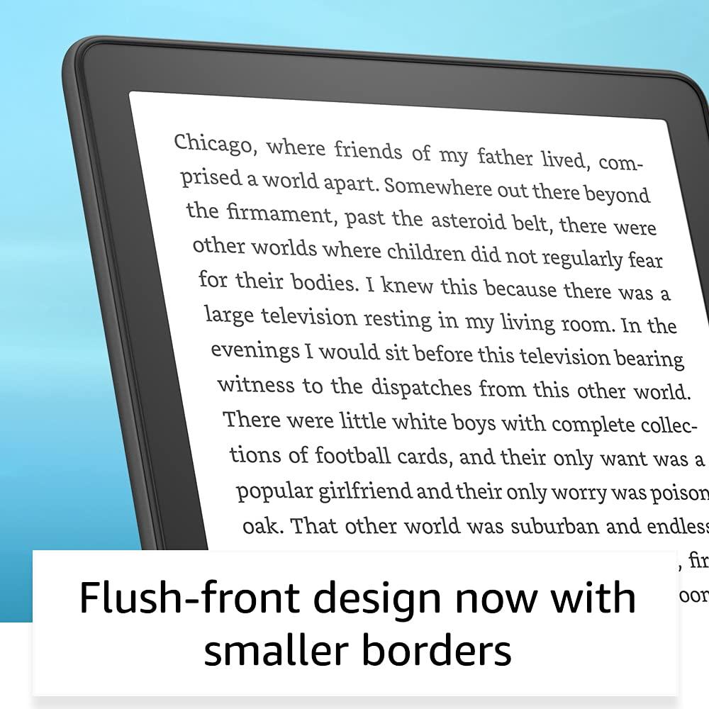 Kindle Paperwhite 11th gen design