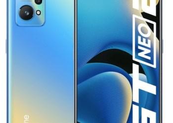 Realme GT Neo 2 Blue