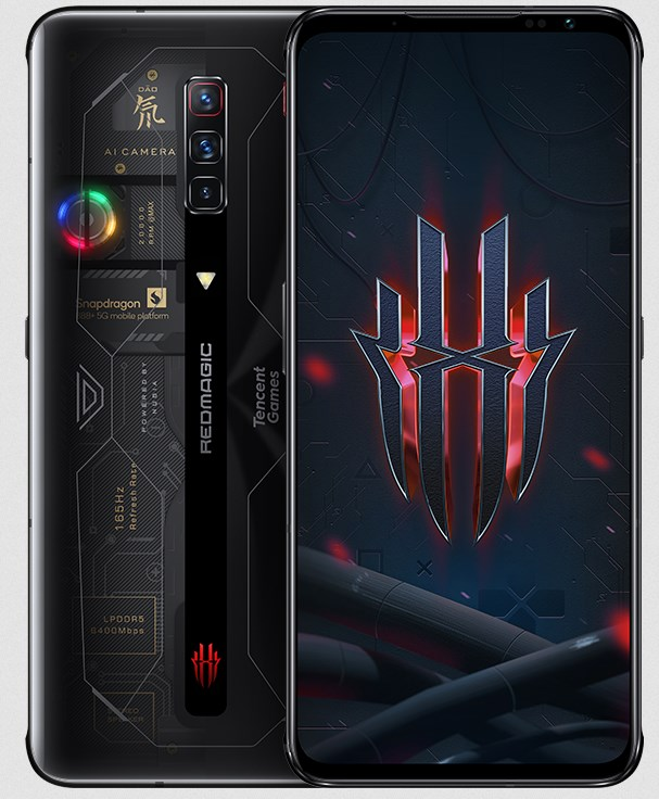 Red Magic 6S Pro Gaming