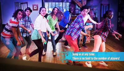 Download Apk Just Dance Now Android Game Joget di HP