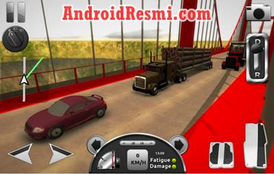 Game Simulasi Android Terbaik Download Apk Truck Simulator Android Full Data Offline