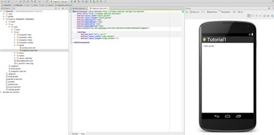 Android Studio for IDE Android Development Tool Software